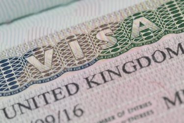 How to get UK visa