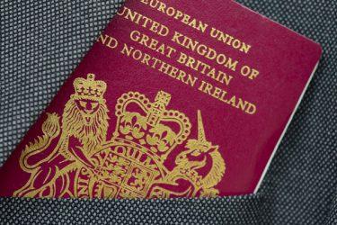 How to get British passport