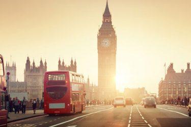 Public transport in system in London